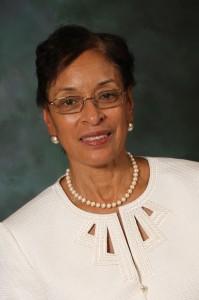 Phyllis Shumate  National President