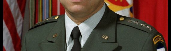 Tribute to General Colin Powell Jr.
